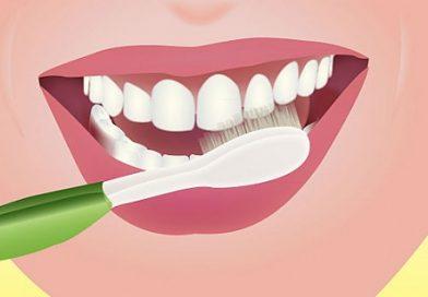 Кокосово масло за бели зъби