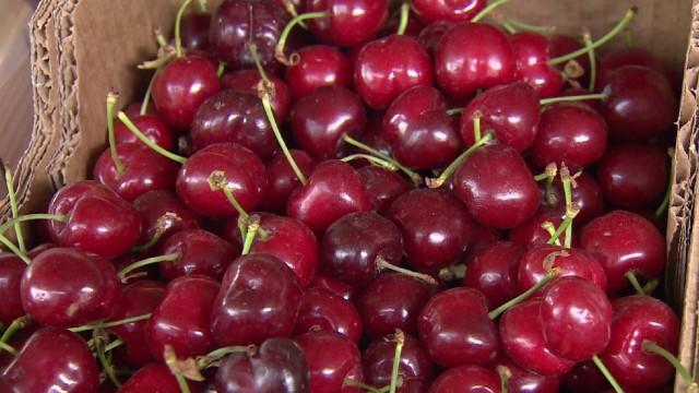 10 причини да ядем череши