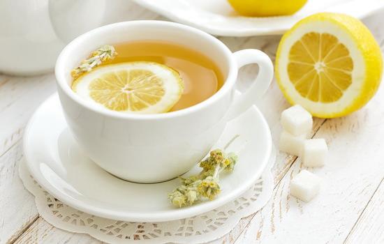 Чай от лимон полезен и вкусен. Опитай!