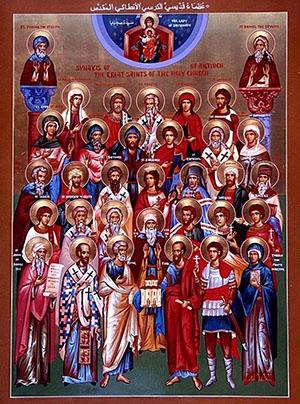 28 юли - Св. апли и дякони Прохор, Никанор, Тимон и Пармен