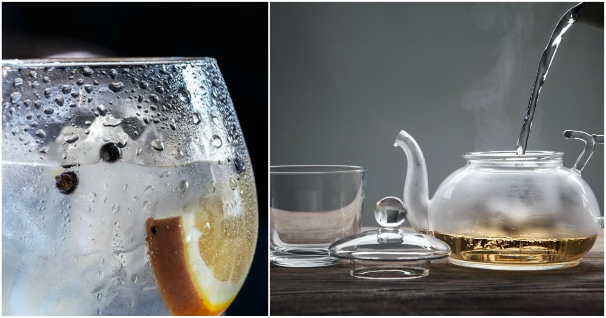 Каква вода трябва да пием – топла или студена?