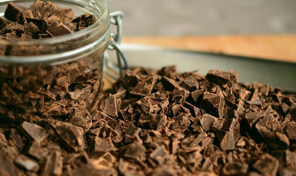За какво е полезен натуралния шоколад?