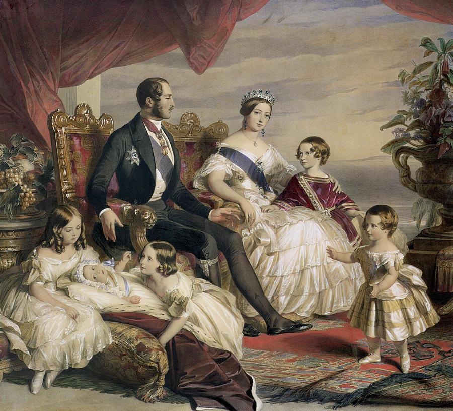 Любовната история на кралица Виктория и принц Албърт