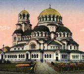 30 август 1924 г. осветен православният Храм-паметник Свети Александър Невски в София.