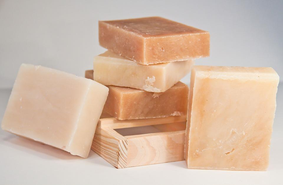 Домашен сапун срещу хрема