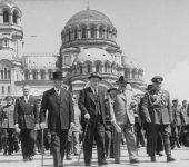 На 15 септември 1946 г.  България е обявена за народна република.
