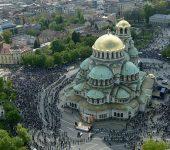 Храм-паметник Св. Александър Невски е завършен на 29 октомври 1912 г.