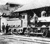 На 8 октомври 1900 г. е открита жп линията Русе – Търново
