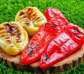 Бързи рецепти с печени чушки