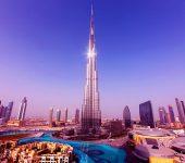 Бурж Халифа – най-високата сграда в света