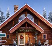 Kъщата на Дядо Коледа