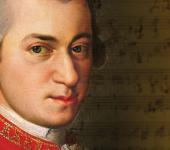 На 27 януари e роден  Волфганг Амадеус Моцарт