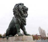 Каква е историята на лъвов мост?
