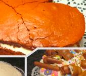 ТОРТА ЧЕРВЕНО КАДИФЕ (RED VELVET CAKE)
